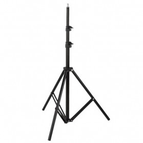 Weifeng Portable Light Stand Tripod Video & Camera - WF-8062A - Black - 1