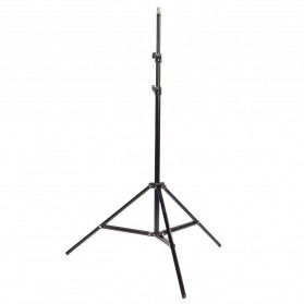 Weifeng Portable Light Stand Tripod Video & Camera - WF-8062A - Black - 2