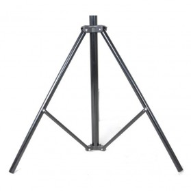 Weifeng Portable Light Stand Tripod Video & Camera - WF-8062A - Black - 3