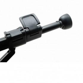 Weifeng Portable Lightweight Tripod Video & Camera with 3-Way Head - WT-3950 - Black - 6