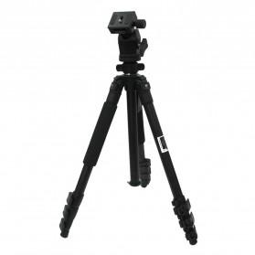 Weifeng Portable Lightweight Tripod Video & Camera - WT-694 - Black