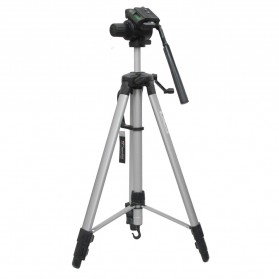 Weifeng Portable Lightweight Tripod Video & Camera - WT-360 - Black