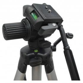 Weifeng Portable Lightweight Tripod Video & Camera - WT-360 - Black - 2
