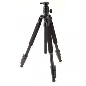 Weifeng Portable Lightweight Tripod Video & Camera - WF-3642B - Black