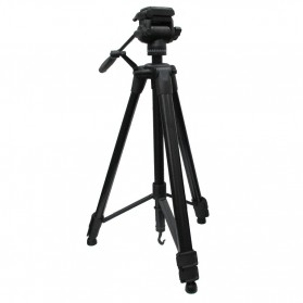 Weifeng Portable Lightweight Tripod Video & Camera - WF-3970 - Black