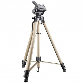 Weifeng Portable Lightweight Tripod Video & Camera - WT-3570 - Chocolate