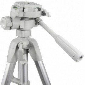 Weifeng Portable Lightweight Tripod Video & Camera - WT-3560 - Silver - 2