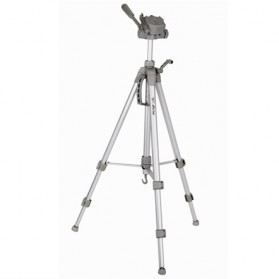Weifeng Portable Lightweight Tripod Video & Camera - WT-3760 - Silver