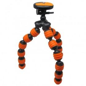 Tripod Monopod - BeesPoad Flexible Tripod - 836-L - Orange