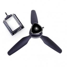 Yunteng Portable Mini Tripod with Phone Holder - YT-228 - Black