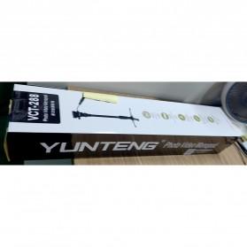 Yunteng Monopod Unipod Pan Head for DSLR - VCT-288 - Black - 11