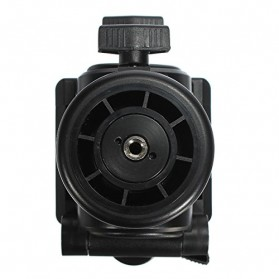 Yunteng Profesional Fluid Tripod Head - 950 - Black - 3