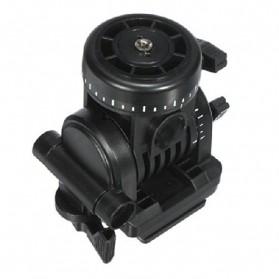 Yunteng Profesional Fluid Tripod Head - 950 - Black - 6