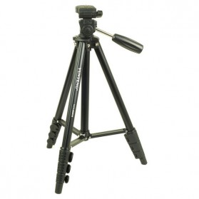 Yunteng Portable Lightweight Tripod Video & Camera - VCT-680 - Black