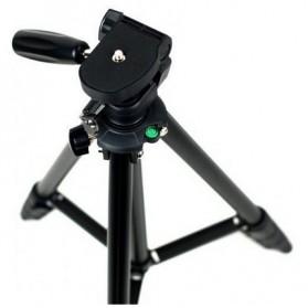 Yunteng Portable Lightweight Tripod Video & Camera - VCT-680 - Black - 2