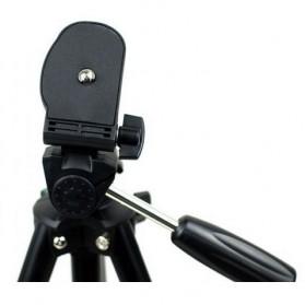 Yunteng Portable Lightweight Tripod Video & Camera - VCT-680 - Black - 4