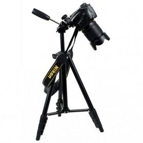 Yunteng Portable Lightweight Tripod Video & Camera - VCT-680 - Black - 5
