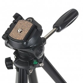 Yunteng Portable Lightweight Tripod Video & Camera - VCT-681 - Black - 2