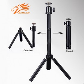 Zipshot Foldable and Detachable Tripods - Black - 2