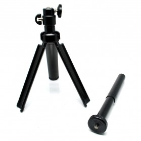 Zipshot Foldable and Detachable Tripods - Black - 3