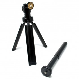 Zipshot Foldable and Detachable Tripods - Black - 7