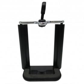 Yunteng Tripod Mini dengan Mount Smartphone - XH-228 - Black - 2