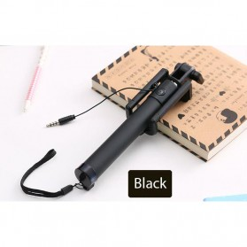 Tongsis Mini Selfie Stick - Black