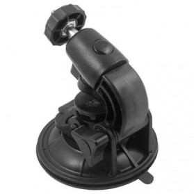 Car Window Suction Cup Tripod - XH0509 - Black - 2