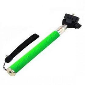 Paket Narsis 3 (Tongsis Z07-1 + Universal Clamp SC-L JUMBO) - Green