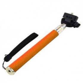 Paket Narsis 3 (Tongsis Z07-1 + Universal Clamp SC-L JUMBO) - Orange