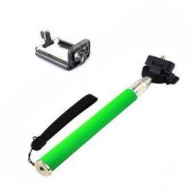 Paket Narsis 1 (Tongsis Z07-1 + Universal Clamp SC-S) - Green - 2