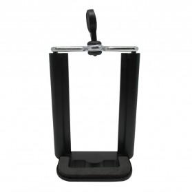 Taffware Mini Foldable Tripod Stand + Smartphone Universal Clamp Holder L - CP-GP264 - Black - 10
