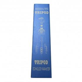 QZSD Multifunction Professional DSLR Tripod + Monopod - Q999 - Black - 11
