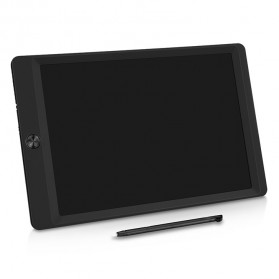 OwlTree Papan Gambar Digital Monochrome LCD Drawing Graphics Tablet 10 Inch - HYX100H02 - Black - 5