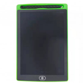 Pen Tablet / Graphic Tablet - Firstmemory Papan Gambar Digital Monochrome LCD Drawing Graphics Tablet 8.5 Inch - FM85 - Green