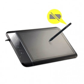 Pen Tablet / Graphic Tablet - XP-Pen Smart Graphics Drawing Pen Tablet with Passive Pen - Star 02 - Black