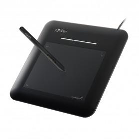 XP-Pen Smart Graphics Drawing Pen Tablet with Passive Pen - G540 - Black - 2