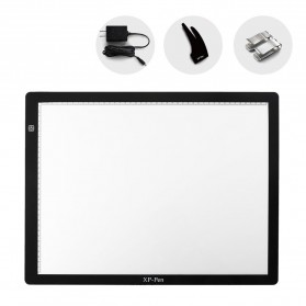 XP-Pen LED Tracing Light Pad Graphics Drawing Tablet A3 Paper - CPA3 - Black