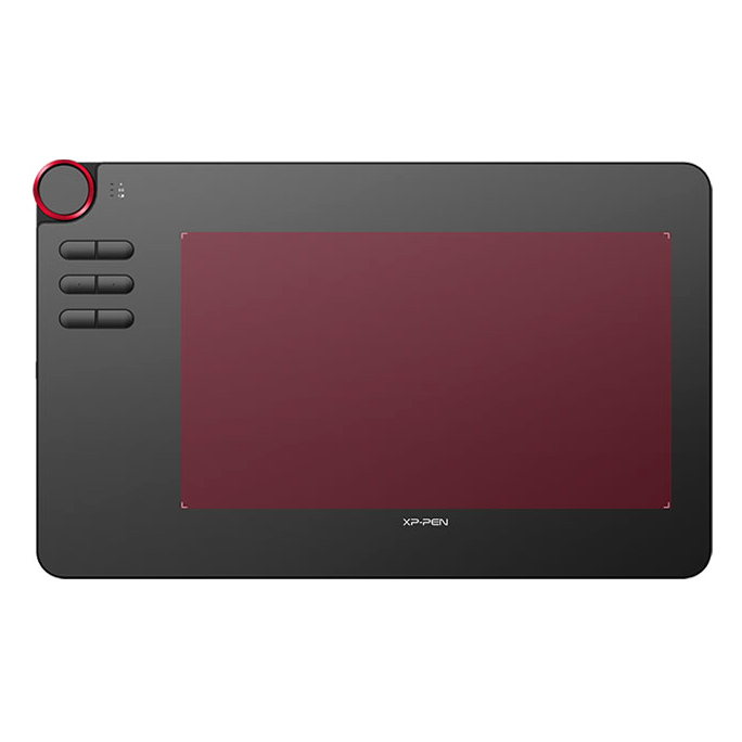 XP-Pen Deco03 Wireless Graphics Digital Drawing Tablet with P05 Passive Pen .