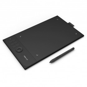 XP-Pen Star 06C Graphics Digital Drawing Tablet with Passive Pen - Black