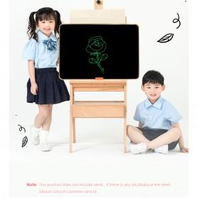 Wicue LCD Blackboard Digital Drawing Tablet Papan Gambar 28 Inch - W2801 - Black - 8