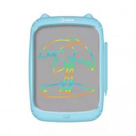 Wicue Papan Gambar LCD Digital Transparent Pen Tablet 11 Inch Multicolor - T1101-C - Blue