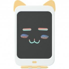 Wicue Papan Gambar Cartoon Owl LCD Digital Pen Tablet 10 Inch Multicolor - WNB410W - White