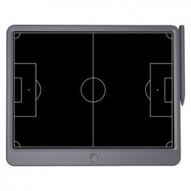 Laptop / Notebook - Wicue LCD Digital Drawing Tablet Papan Gambar Taktik 15 Inch for Football Coach with Pen - WNB215G - Black