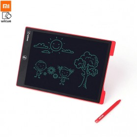 Xiaomi Youpin Wicue Papan Gambar LCD Digital Pen Tablet 12 Inch - Red
