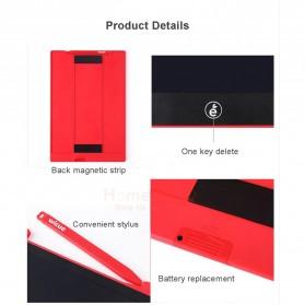Xiaomi Mijia Youpin Wicue Papan Gambar LCD Digital Pen Tablet 12 Inch - Red - 10
