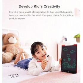 Xiaomi Mijia Youpin Wicue Papan Gambar LCD Digital Pen Tablet 12 Inch - Red - 7