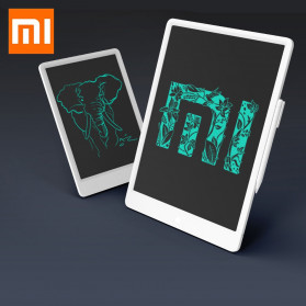 Pen Tablet / Graphic Tablet - Xiaomi Mijia LCD Blackboard Writing Digital Drawing Tablet Papan Gambar 13.5 Inch with Pen - XMXHB02WC - White