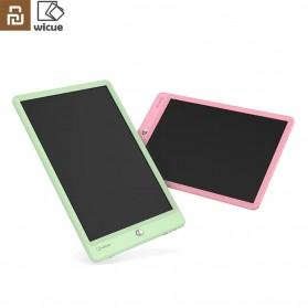 Wicue Papan Gambar LCD Digital Pen Tablet 10 Inch Monochrome - WS210 - Green