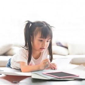 Wicue Papan Gambar LCD Digital Pen Tablet 10 Inch Monochrome - WS210 - Green - 3